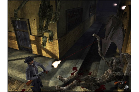 Nocturne (1999) - PC Review and Full Download | Old PC Gaming