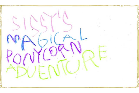 Sissy's Magical Ponycorn Adventure, A Game Designed by a 5 ...