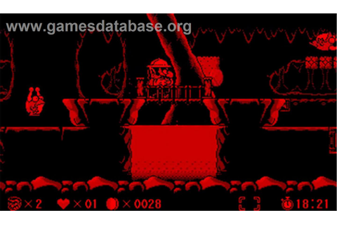 Virtual Boy Wario Land - Nintendo Virtual Boy - Games Database