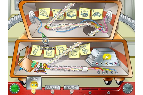 Puzzle Bots Download (2010 Adventure Game)