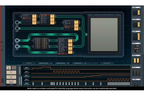 Shenzhen I/O - The Awesomer