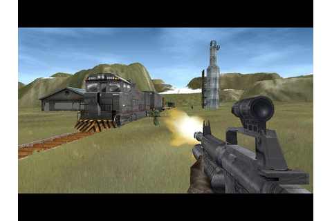 Games: Delta Force: Land Warrior | MegaGames