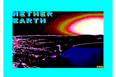 Nether earth by Icon Design Ltd edited by Argus Press ...