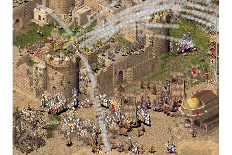 Stronghold: Crusader +27 Trainer Download