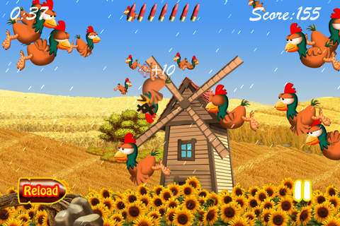 All about Chicken Hunter for iPhone. Videos, screenshots ...