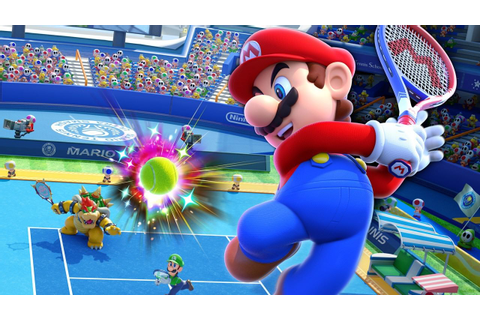 Mario Tennis Aces Guide - Beginner's Guide, Tips and ...