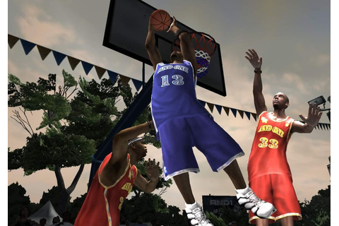 And 1 Streetball | GamesRadar+