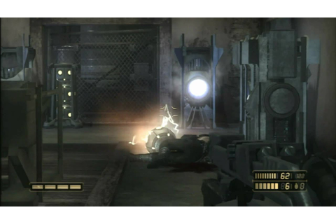 CGR Undertow - RESISTANCE: FALL OF MAN for PlayStation 3 ...