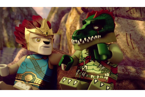 Lego Legends of Chima : Laval's Journey | SuperSoluce