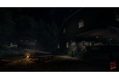 Friday The 13th: The Game Reveals Packanack Lodge!