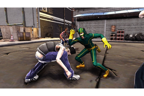 Kick-Ass 2 the game will be released on PC in May | VG247