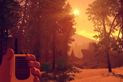 How the team behind Firewatch made a thrilling game about ...