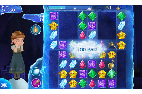 Frozen Free Fall – Games for Windows Phone – Free download ...