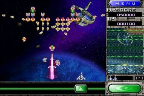 Galaga Remix for iPhone | Macworld