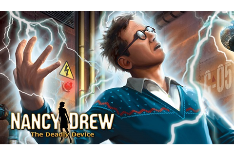 Buy Nancy Drew: The Deadly Device key | DLCompare.com