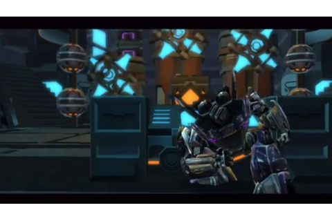 Download free Transformers Game Cybertron Mission ...