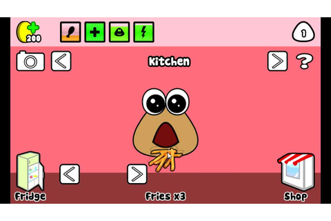 Pou Gameplay - Android Mobile Game - YouTube