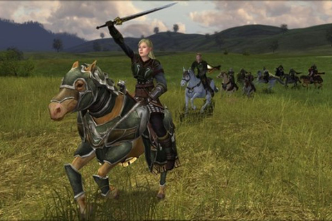 'Lord of the Rings Online' expansion 'Riders of Rohan ...
