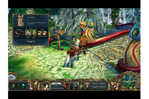 Download King's Bounty: Armored Princess game