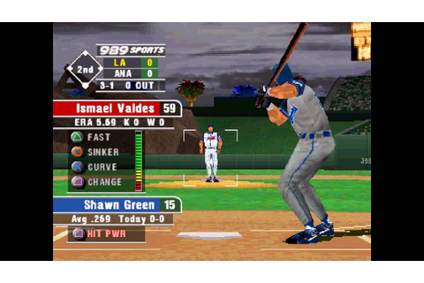 MLB 2002 ... (PS1) - YouTube