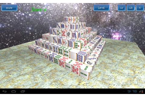 Mahjong 3D Cube - Android Apps on Google Play