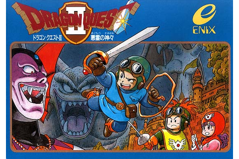 Dragon Quest II (Video Game) - TV Tropes