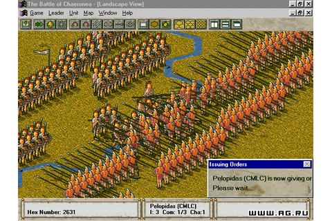 The Great Battles Of Alexander Pc Game: Software Free ...