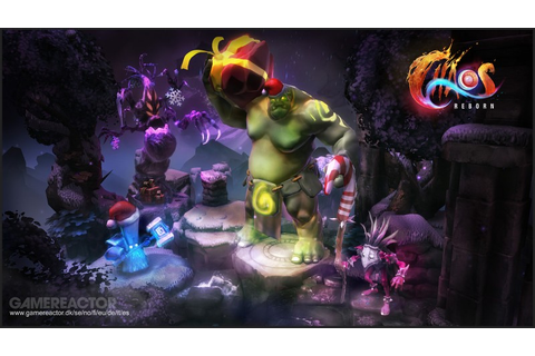 Chaos Reborn adds singleplayer mode on Early Access