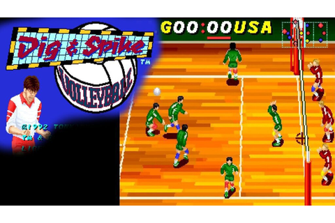 Dig and Spike Volleyball Alternatives & Similar Games for ...