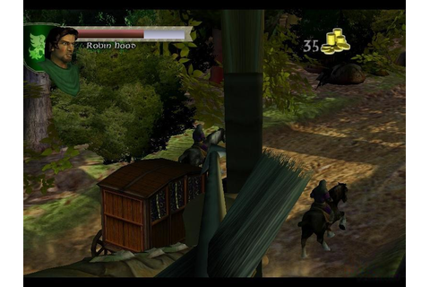 Robin Hood: Defender of the Crown Download (2003 Strategy ...