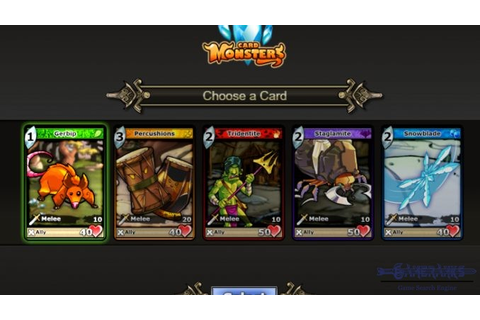 Card Monsters Review | Game Rankings & Reviews