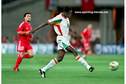 Pape Malick DIOP - FIFA Coupe du Monde 2002 World Cup ...