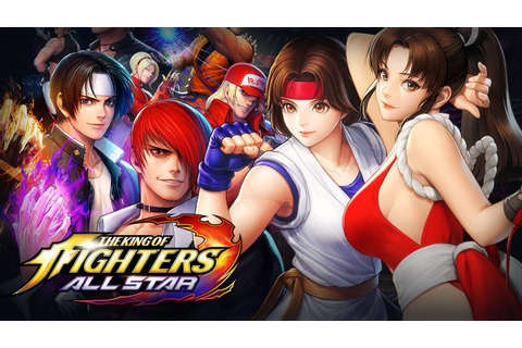 The King of Fighters Allstar - Grand Open - Android on PC ...