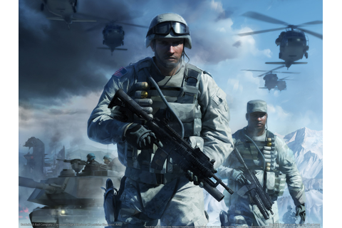 Battlefield Bad Company 2 ~ Game and Photo