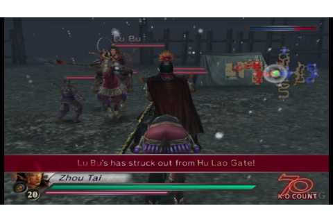 Dynasty Warriors 4 PS2 Gameplay HD (PCSX2) - YouTube