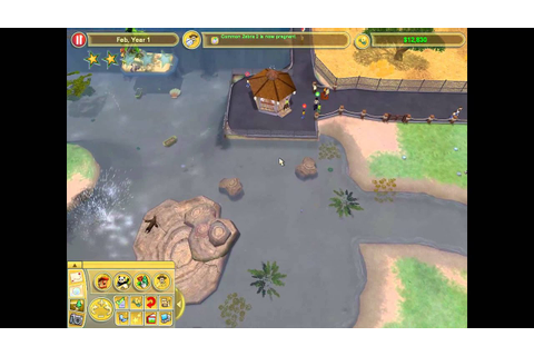 Zoo Tycoon 2 - Marine Mania: The Oceans' Biomes ...
