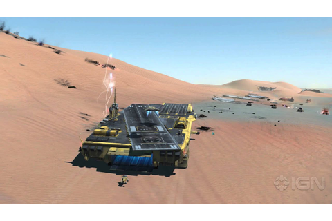 Homeworld: Deserts of Kharak Dev Commentary Preview Part 2 ...