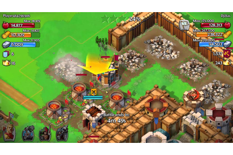 Age of Empires: Castle Siege Review & Gameplay - YouTube