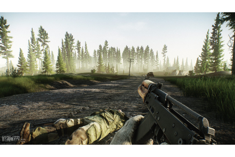 New Escape From Tarkov screenshots (March)Game playing info