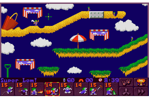 Lemmings 2: The Tribes - Wikipedia