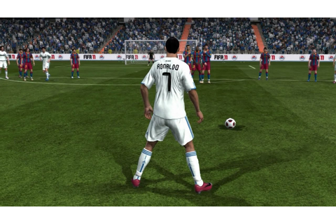 FIFA 11 - Best Skills and Goals - YouTube