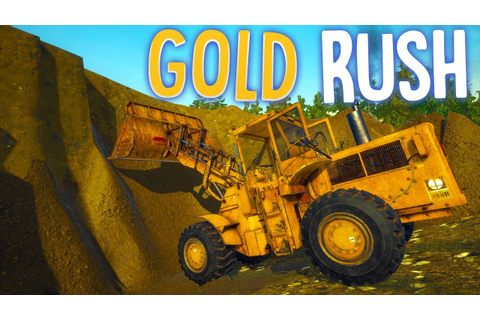 Gold Rush - Deep Pit Gold Digging! - New Mine Site & A ...