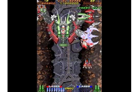Gunlock / Ray Force (ARCADE) Inv - YouTube