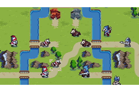 Wargroove - Overview - Turn Based Lovers