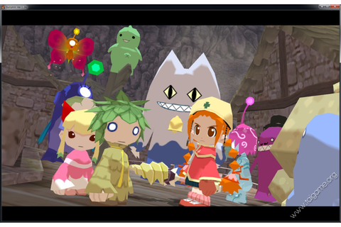 Gurumin: A Monstrous Adventure - Download Free Full Games ...