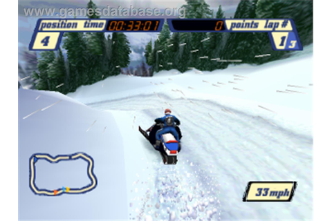 Sled Storm - Sony Playstation - Games Database