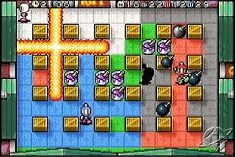 Bomberman Jetters Screenshots, Pictures, Wallpapers - Game ...