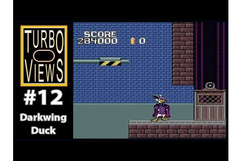 """Darkwing Duck"" - Turbo Views #12 (TurboGrafx-16 / Duo ..."