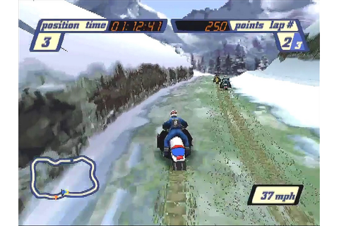 Sled Storm Download Game | GameFabrique