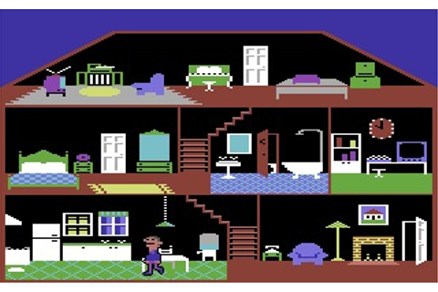 Little Computer People (Commodore 64) Game Download